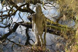 Kloster Seeon, Skulptur des Herkules