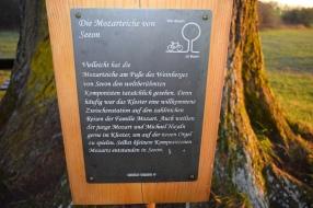 Kloster Seeon, Mozarteiche