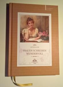 """""""Frauen schreiben wundervoll"""", Anthologie, Band 1"""