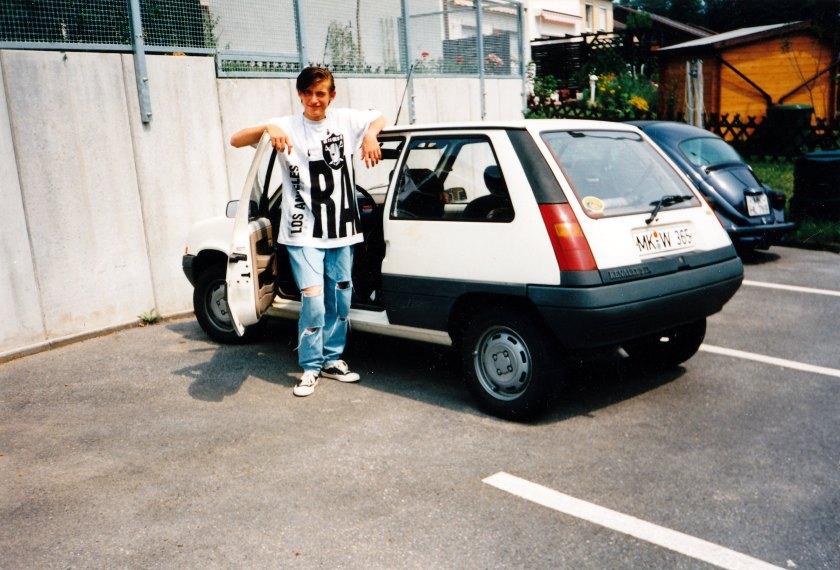 Das erste Auto in Deutschland