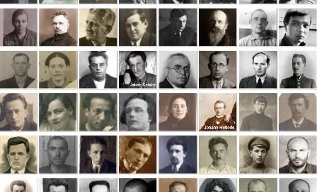 De Verfolgten und Ermordeten in Zeiten des kommunistischen Terrors