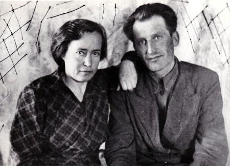 Ida und Jakob Schütz