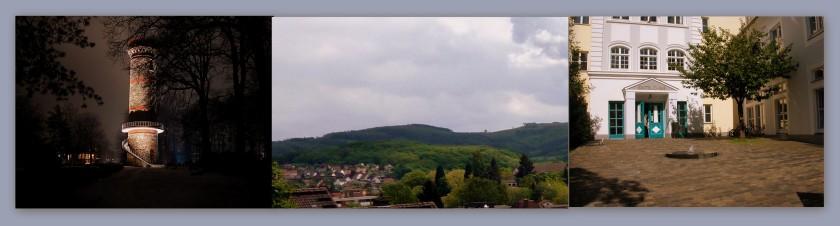 Wuppertal - Leuchtturm, Hemer - Umgebung, Lüdenscheid - Stadtbücherei