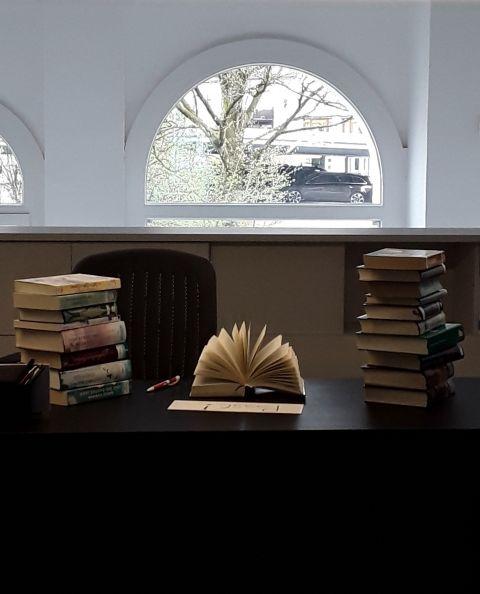 Offene Lesebühne für Hobby-Autoren in der Stadtbücherei Lüdenscheid