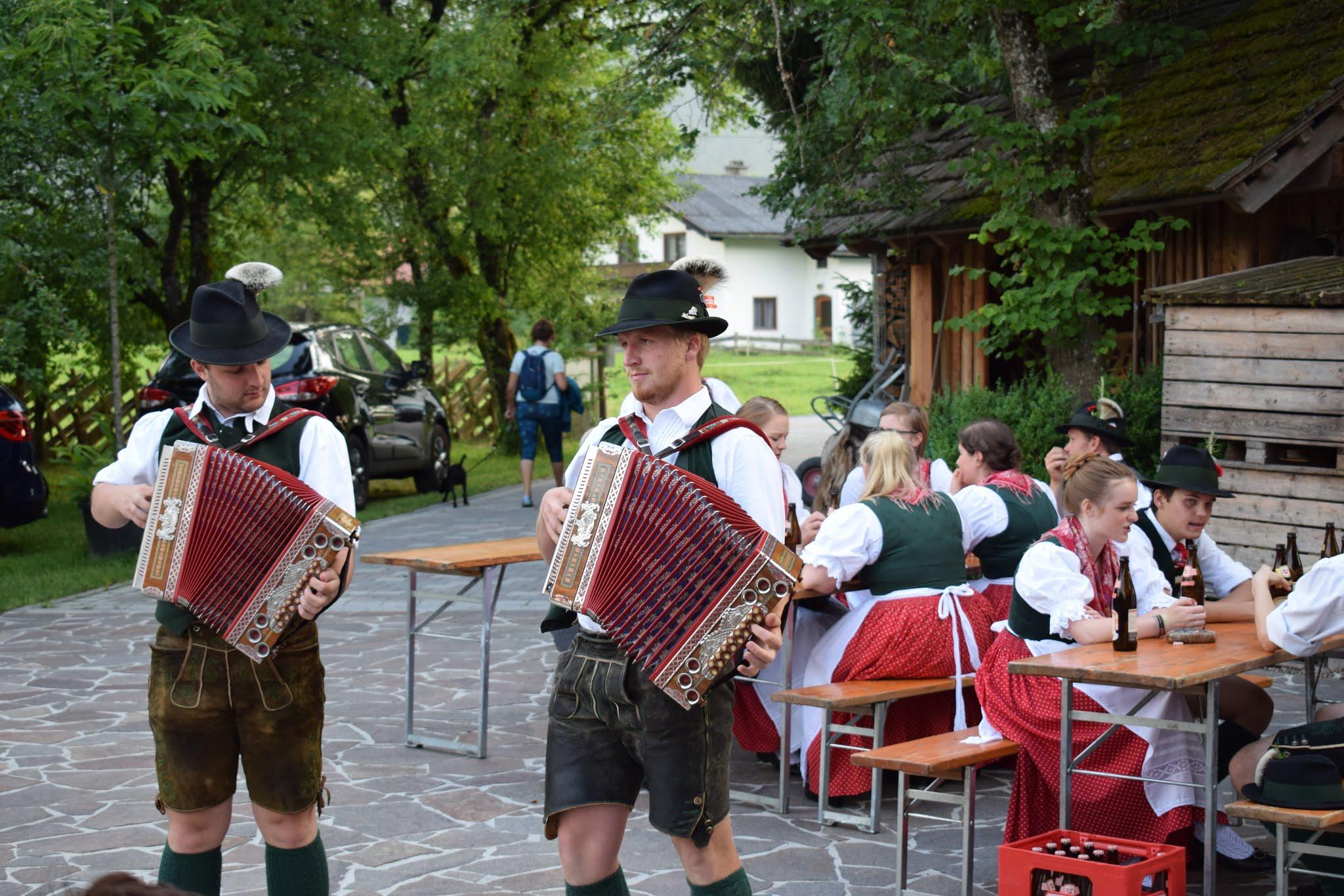Primushäusl in Sankt Wolfgang, Österreich, 2017