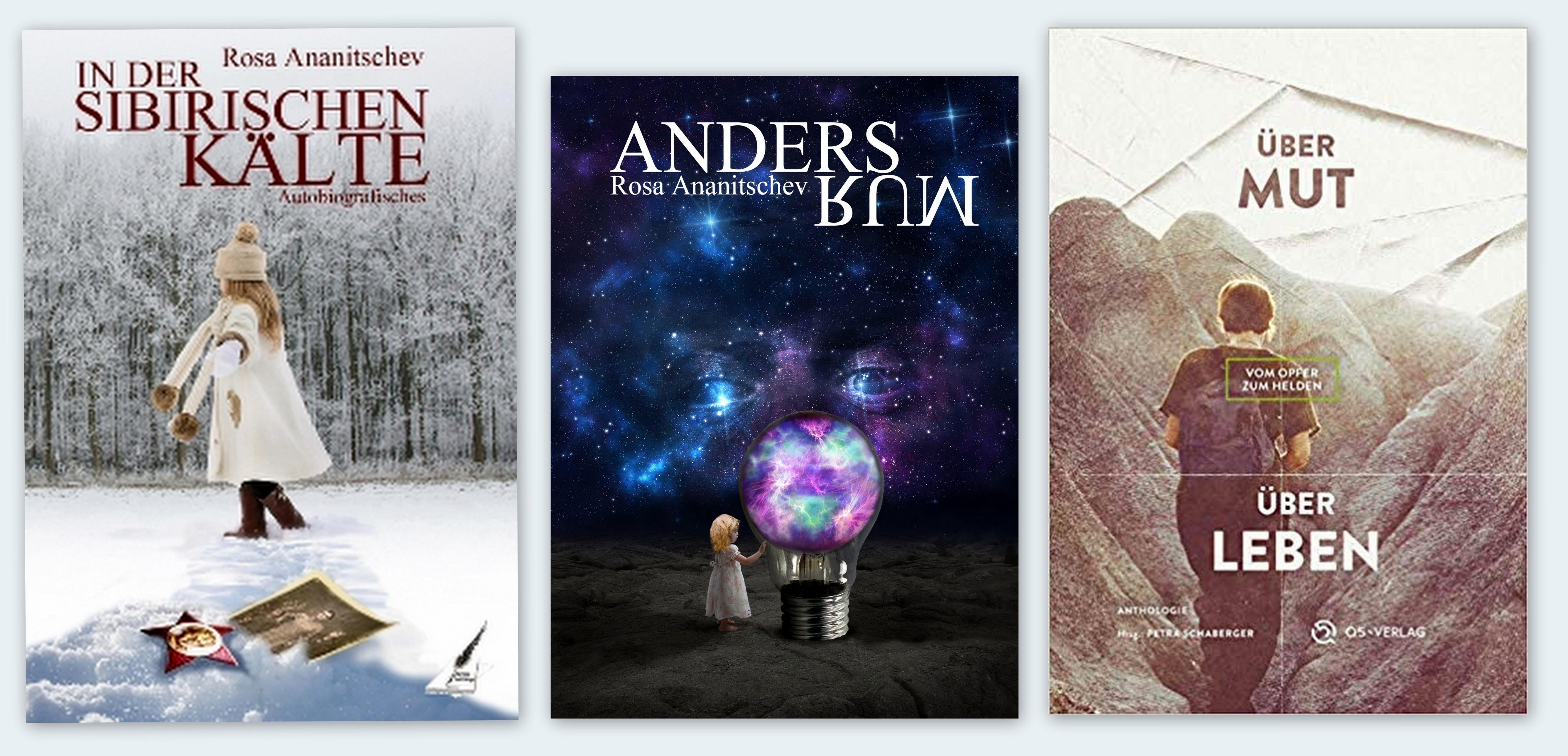 """""""In der sibirischen Kälte"""", """"Andersrum"""", Über Mut - Über Leben"""""""