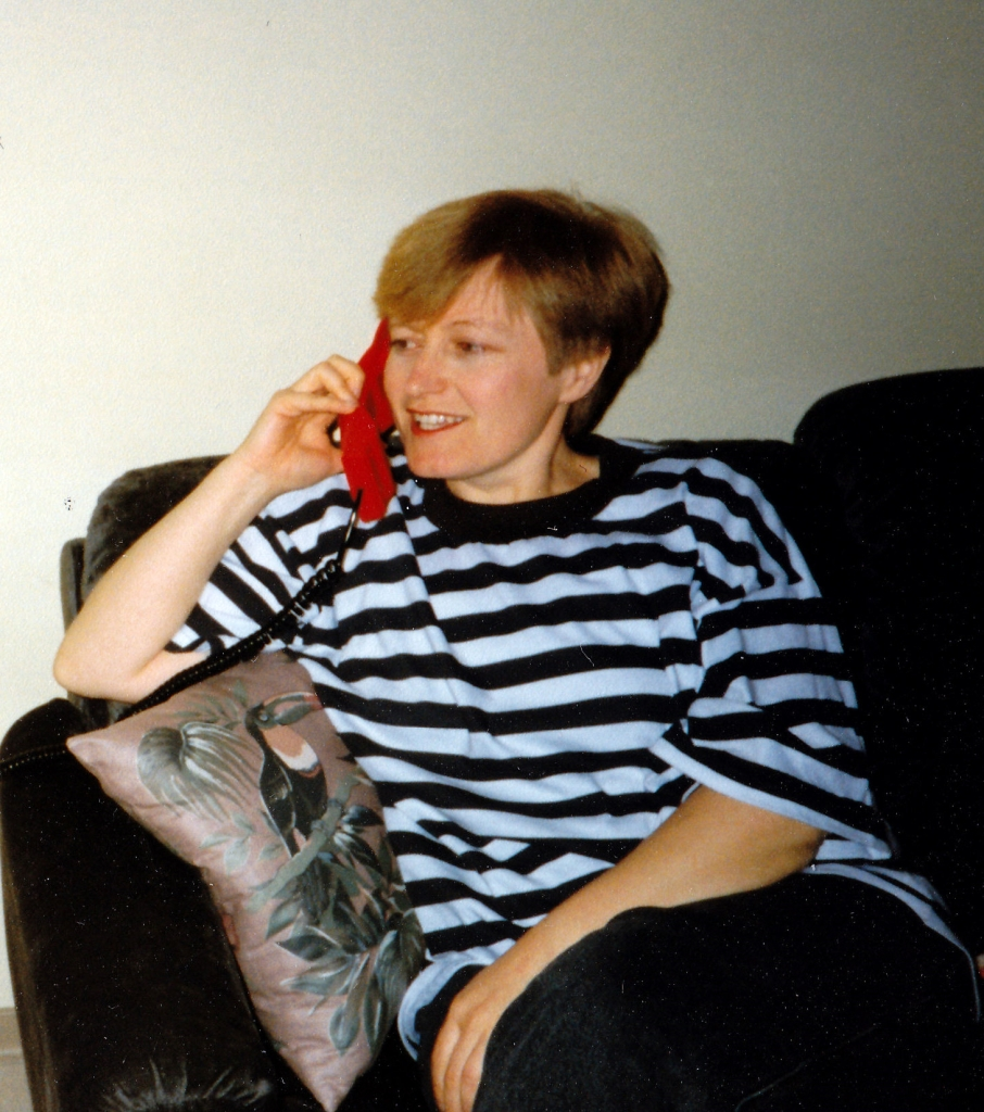 Frühjahr 1993