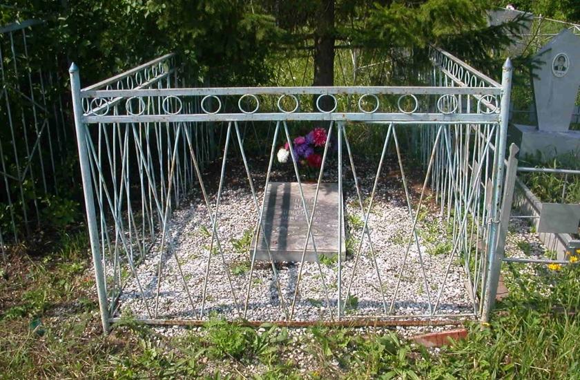 Das Grab meiner Mutter Ida Schütz