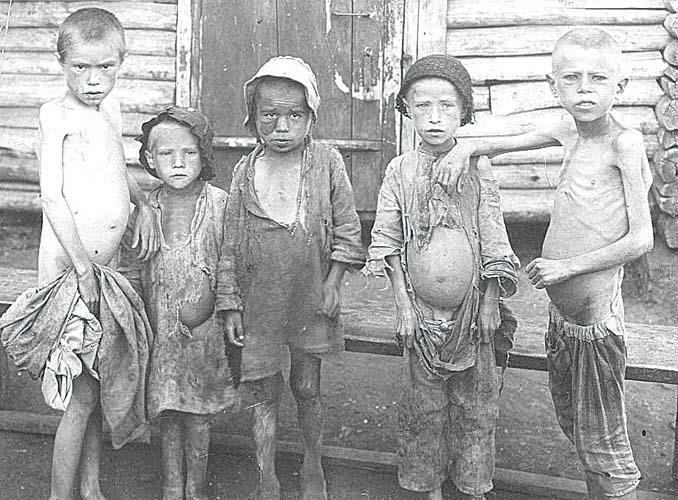 Hunger 1931-1933