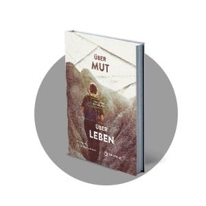 """Q5 Verlag - Anthologie """"Über Mut - über Leben"""""""