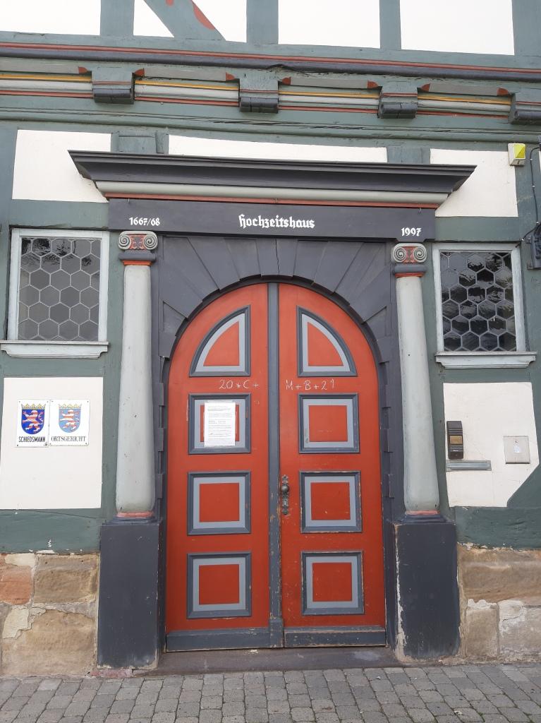 Hochzeitshaus in Bad Sooden-Allendorf