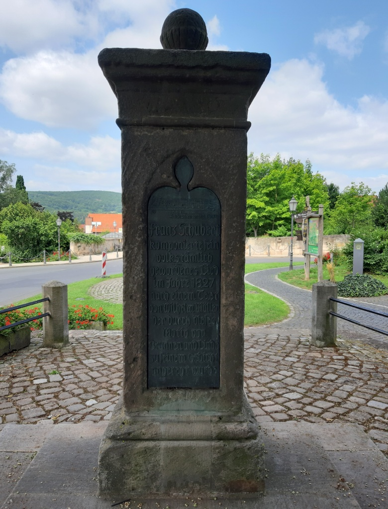 Am Brunnen vor dem Tore, Bad Sooden-Allendorf