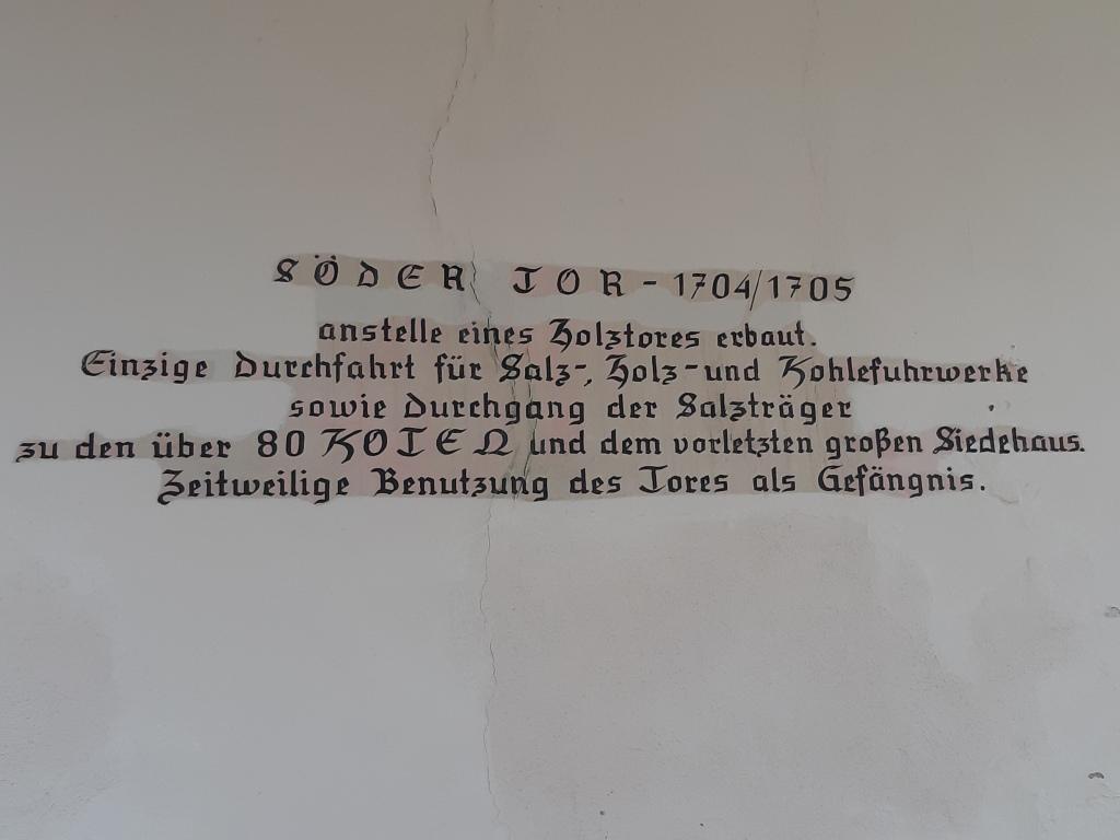 Das alte Stadttor Bad Sooden-Allendorf